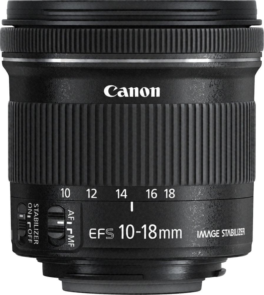 Canon EF-S 10-18mm f/4,5-5,6 IS STM (9519B005AA)
