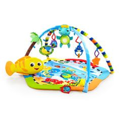 Baby Einstein Deka na hraní Rhythm of the Reef Play Gym, 0m+