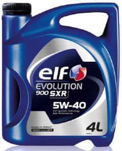 Elf motorno olje Evolution 900 SXR 5W-40, 4 L