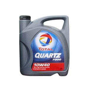 Total motorno olje Quartz 7000 10W40, 4L