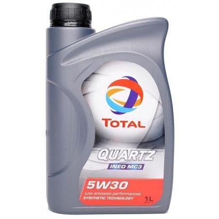 Total motorno ulje Quartz INEO MC3 5W-30, 1l