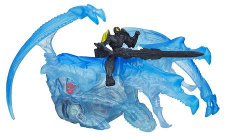 Transformers 4 na zvířatech Bumblebee a Strafe