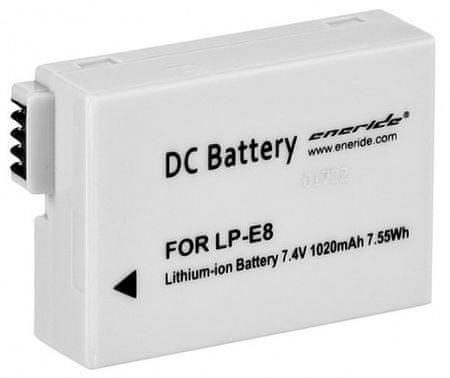 Eneride baterija LP-E8, za Canon