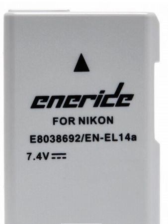 Eneride baterija EN-EL 14a, za Nikon