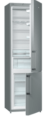 Gorenje kombinirani hladilnik RK6202EX