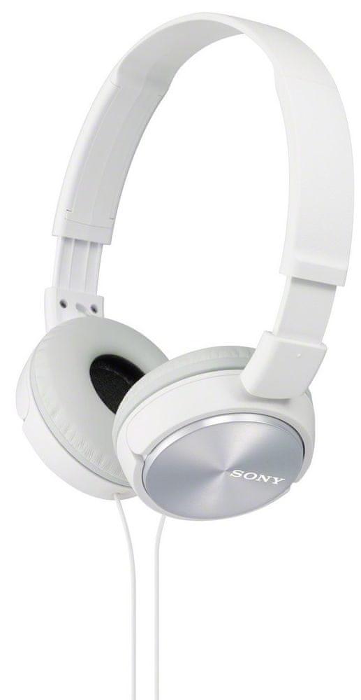 Sony MDR-ZX310W sluchátka (White)