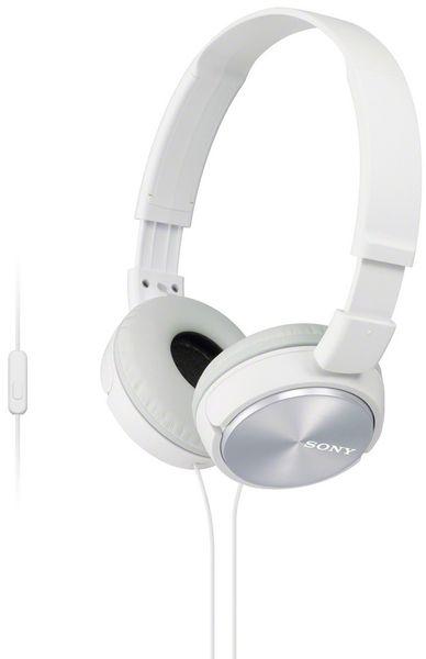 Sony MDR-ZX310APW (White)