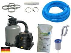 Planet Pool filter paket Aqua Technik 320, 6 m3/25 kg