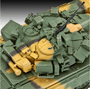 3 - Revell ModelKit 03190 Russian Battle Tank T-90