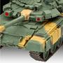 4 - Revell ModelKit 03190 Russian Battle Tank T-90