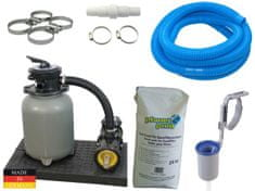Planet Pool filter paket Aqua Technik 250, 4 m3/15 kg