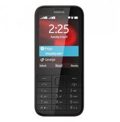Nokia 225 Dual Sim, czarna
