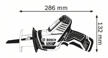 BOSCH Professional pila ocaska GSA 12V-14 Professional