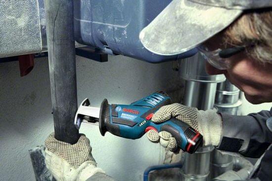 BOSCH Professional Pilarka szablasta GSA 12V-14 Professional