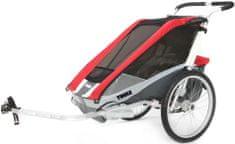 Thule Chariot Cougar 2 + Bike