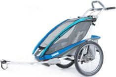 Thule Chariot CX 1 Disc + Bike