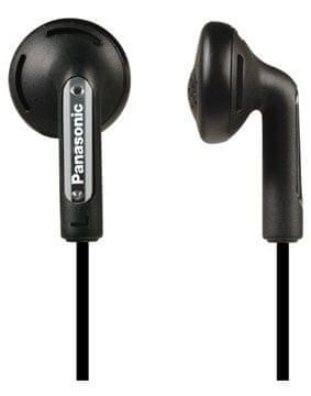 Panasonic slušalke RP-HV154E, črne