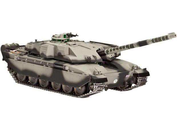 Revell ModelKit 03183 - British Main Battle Tank Challenger I (1:72)