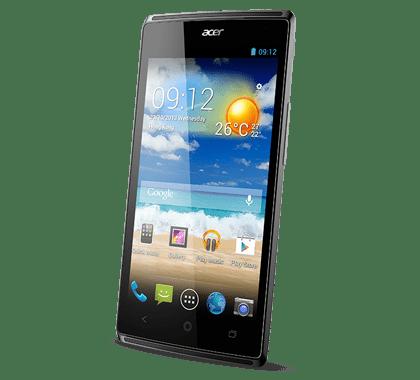 Acer Liquid Z5, šedý (HMHDHEE001) - II.jakost