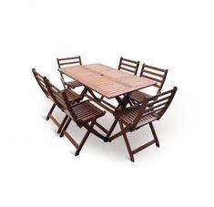 V-Garden VeGA Kerti bútor szett 6