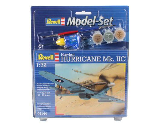 REVELL model samolotu Hawker Hurricane 1:72