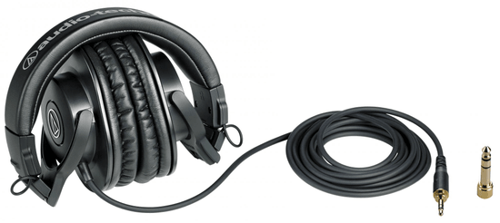Audio-Technica ATH-M30x slušalke