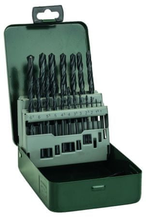Bosch 19-delni set svedrov za kovino HSS-R (2607019435)