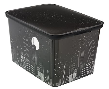 Curver škatla za shranjevanje Amsterdam Deco's S Skyline