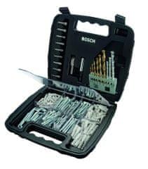 Bosch 200 dílná smíšená sada titan