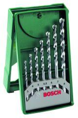 Bosch 7 dílná minisada vrtáků do kamene X-Line
