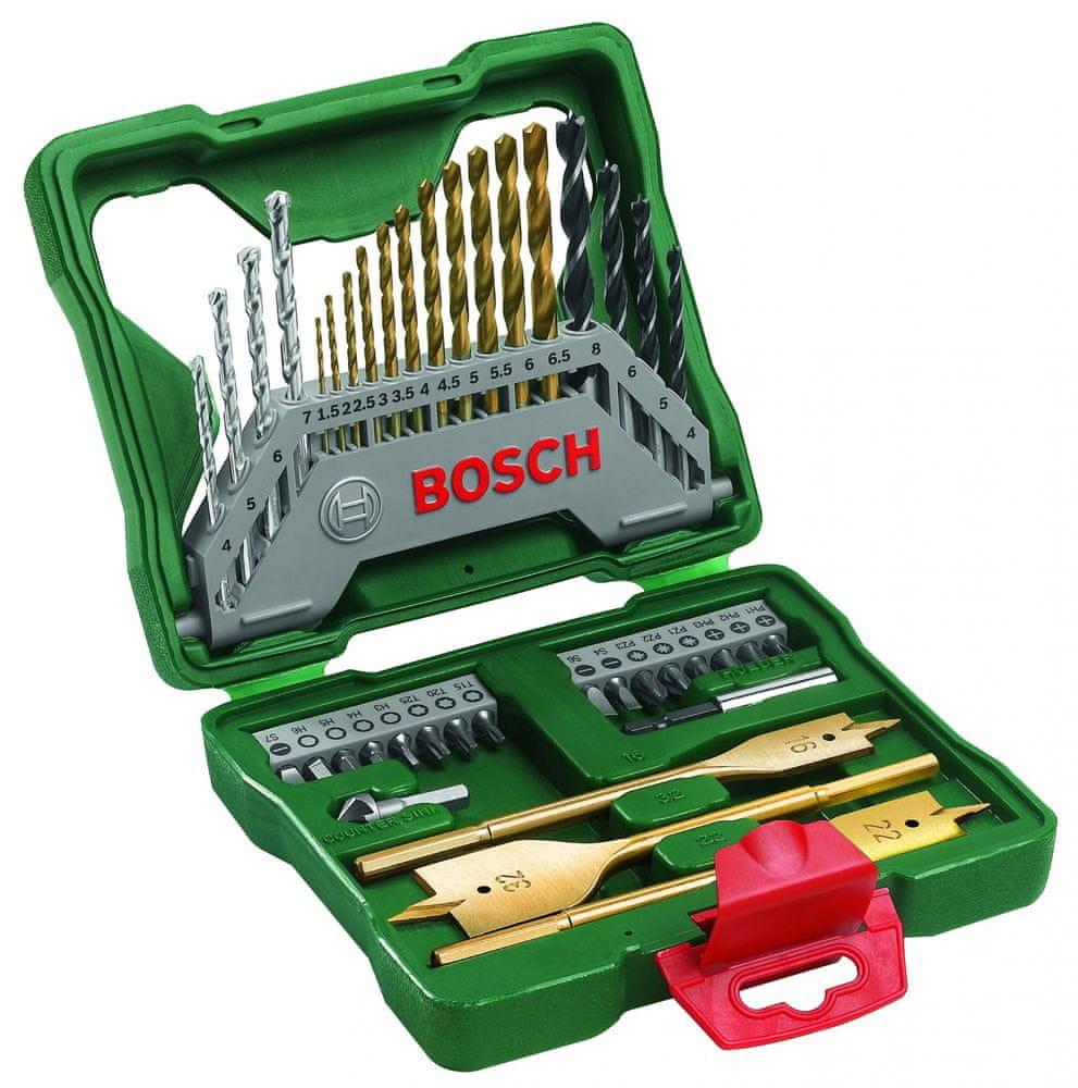 Bosch 40 dílná sada X-Line (2607019600)