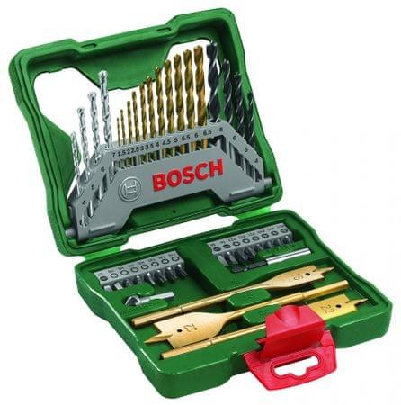 Bosch 40-delni komplet X-Line Titanium (2607019600)