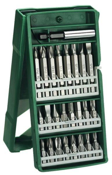 Bosch 25 dílná minisada šroubovacích bitů X-Line