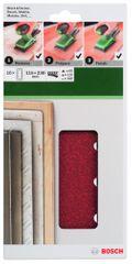Bosch papier ścierny prostokątny 115 x 230 mm - 10 szt