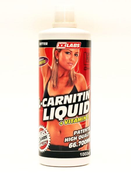 XXlabs L-Carnitin Liquid 66.700 - 1000 ml