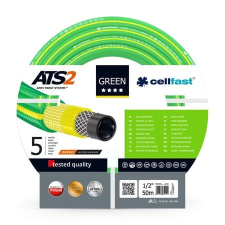 Cellfast cev za vodo Green ATS2, 50 m (15-101)