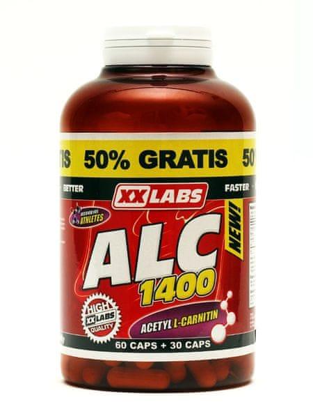 XXlabs Acetyl L-Carnitin 60+30 tbl.