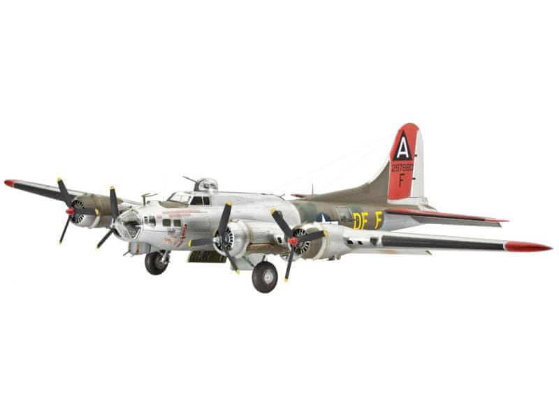 Revell ModelKit 04283 - B-17G Flying Fortress (1:72)