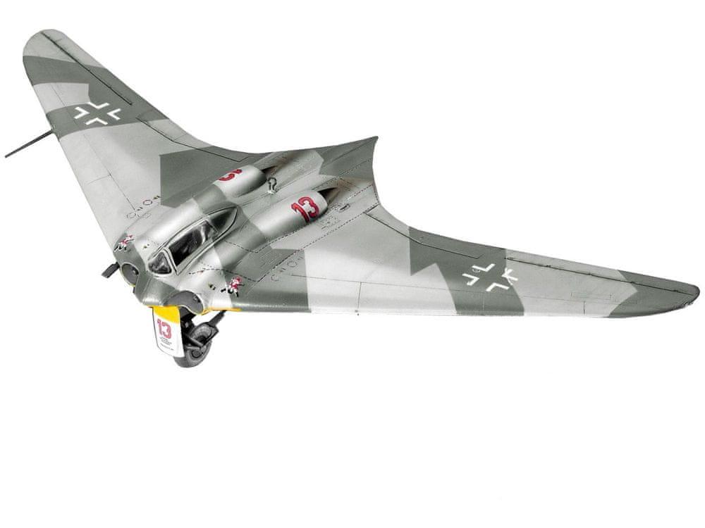 Revell ModelKit letadlo 04312 - Horten Go-229 (1:72)