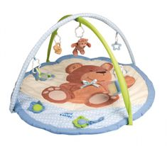 Canpol Babies 2/265 Mata edukacyjna - Miś