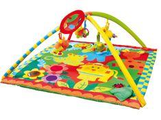 Canpol Babies 68/022 Mata do zabawy - Dżungla