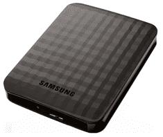 "Samsung M3 Portable 4TB / Externí / USB 3.0 / 2,5"" Black (STSHX-M401TCB)"