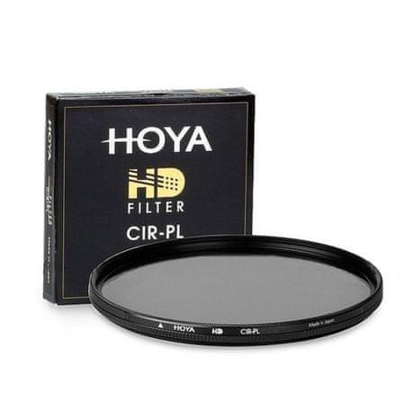 Hoya filter HD Pol Circular Super Multi Coated, 52 mm