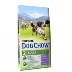 Purina Dog Chow Adult Lamb Kutyaeledel, 14 kg