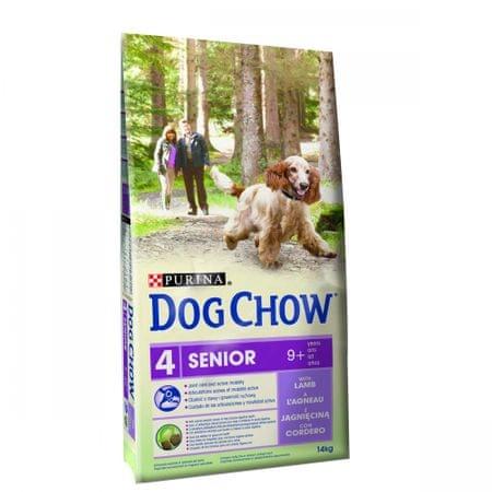 Purina Dog Chow hrana za starejše pse Lamb 14 kg