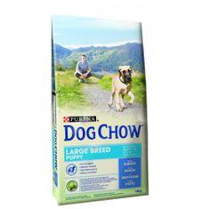 Purina Dog Chow Puppy Large Breed Turkey Kutyaeledel, 14 kg
