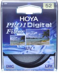 Hoya Filter UV Pro1 Digital - 52 mm