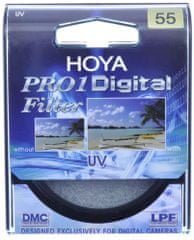 Hoya UV filter PRO1D, 55mm