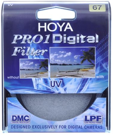 Hoya Filter UV Pro1 Digital - 67 mm