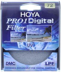 Hoya UV filter PRO1D, 72 mm